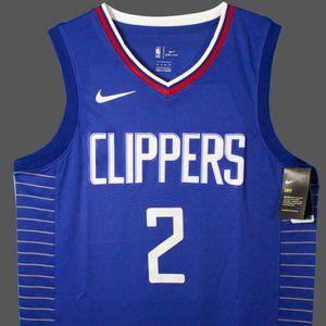 NBA LA Clippers Kawhi Leonard Nike Jersey Large